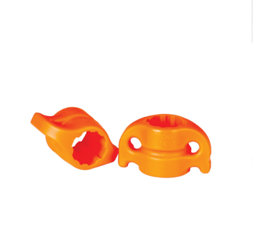Safety Slide 2PK Orange