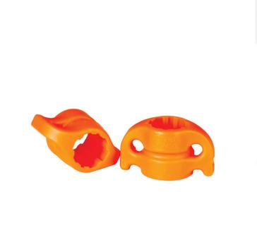 Safety Slide 2PK Orange