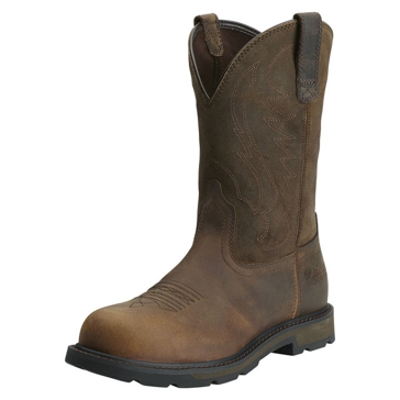 Ariat Men's Groundbreaker Steel Toe Pull-On 10014241