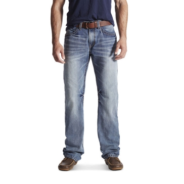 Ariat Mens M4 Coltrane Low Rise Bootcut Jeans 10017511