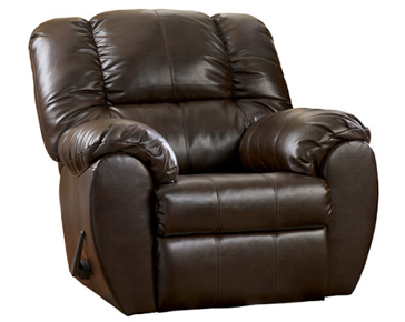 Ashley Dylan Espresso Recliner