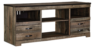 Ashley Trinell Brown TV Stand