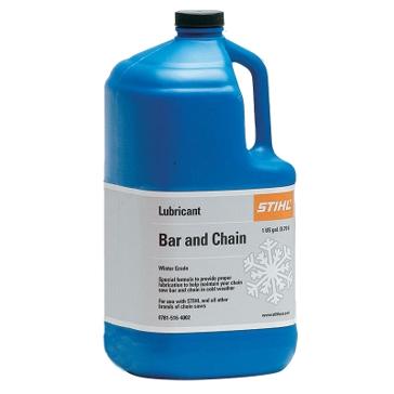 Stihl Winter Grade Bar and Saw Chain Lubricant 1Gal
