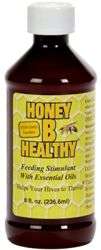 Little Giant Honey B Healthy 8oz Liquid Feeding Stimulant for Bees