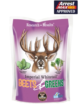 Imperial Whitetail Beets & Greens 3lb.