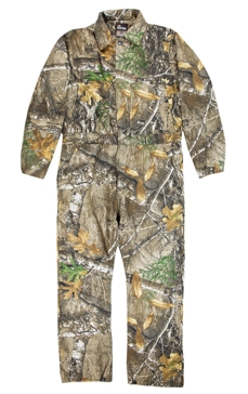 Berne Men's Realtree Edge Camo Coveralls GI15EDG