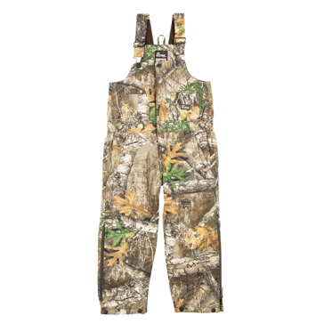 Berne Youth Realtree Edge Insulated Bibs GBB10