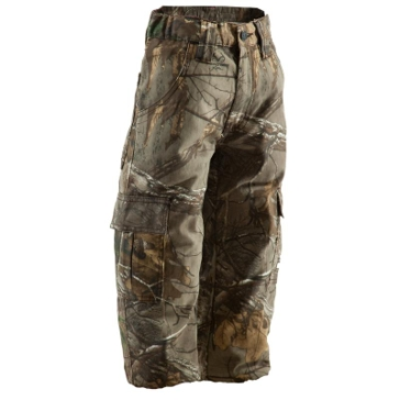 Berne Youth Unlined Realtree Edge Camo Pants GBP948