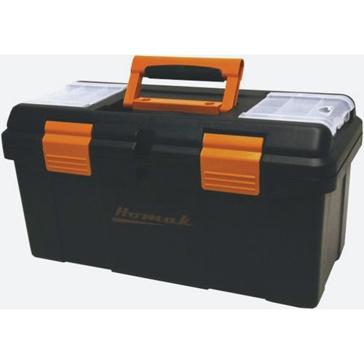 "Homak 20"" Plastic Tool Box BK00119005"