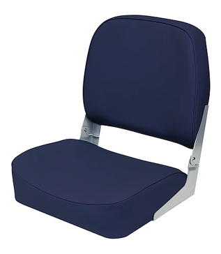 Wise Low Back Promotional Boat Seat - Navy