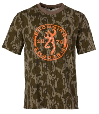 Browning Graphic T - Original Bottomlands
