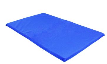 "Brinkmann Pet 20""x33"" Weatherproof Kennel Pad KP2033-490 Dark Blue"