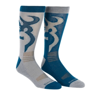 Browning Men's Crew Socks 2PK