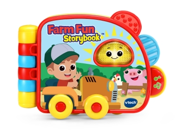 Vtech Farm Fun Story Book