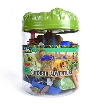 Wild Adventure Camping Bucket