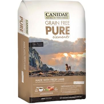 Canidae Pure Elements Grain Free Lamb Formula Dry Dog Food