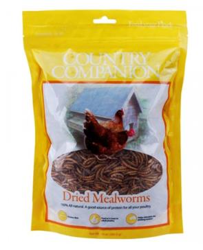 Country Companion Dried Mealworm Treats 5lb