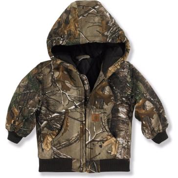 Carhartt Infant/Toddler Realtree Xtra Camo Active Jacket