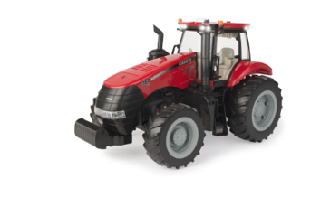 Big Farm Case 390 CVT Magnum Tractor