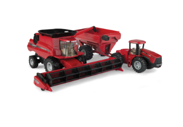 Case IH Harvest Set 1:32