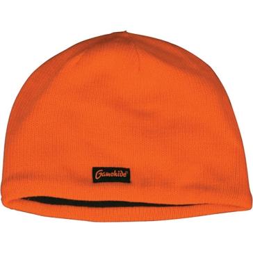 Gamehide Thinsulate Flex Blaze Orange Skull Cap CH1-OR