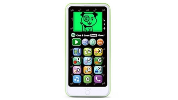 Leap Frog Chat & Count Emoji Phone