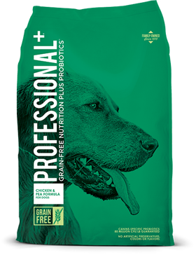 Diamond Professional Chicken & Pea Grain-Free Dog Food