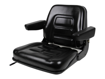 Concentric Intl Universal Fold-Down Seat Black
