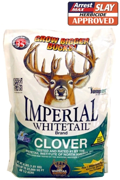 Whitetail Institute Imperial Clover Food Plot