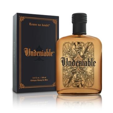 Tru Fragrance Cologne Undeniable 3.4oz