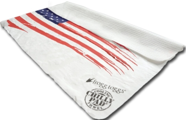 Frogg Toggs Chilly Pad Cooling Towel American