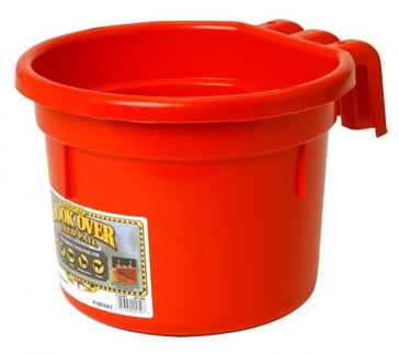 Little Giant 8 Quart Hook-Over Feed Pail CPH8