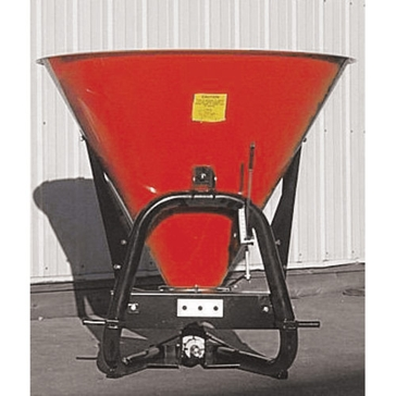 Worksaver PTO 6 Bushel Fertilizer/Spreader CS-694