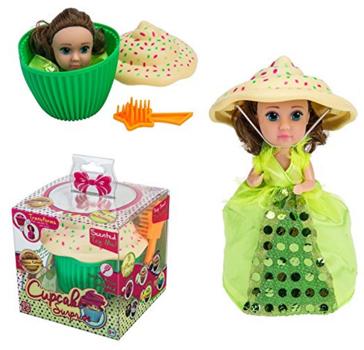 Cupcake Surprise Scented Princess Doll