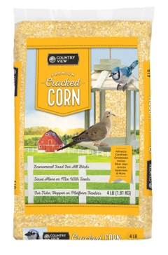 Cracked Corn 4 lb