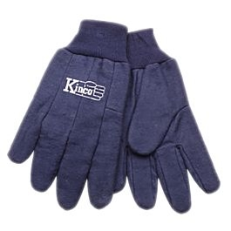 13ec5679fb5b0 Kinco Foam Lined Blue Chore Gloves