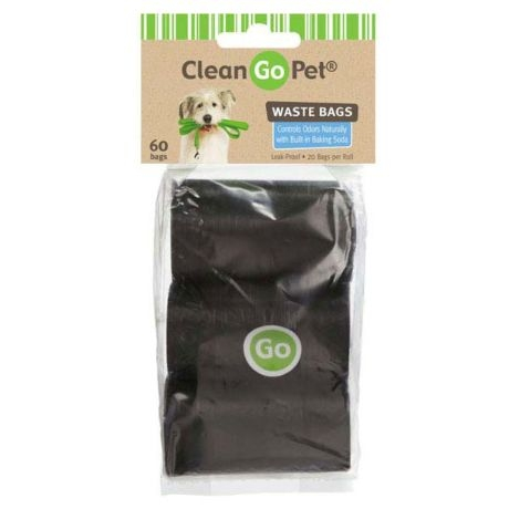61dd7fdcfb43 Clean Go Pet Replacement Waste Bags 60-Bags