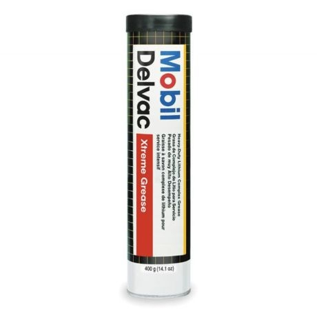 Mobil Delvac 14oz Premium Lithium Complex Xtreme Grease Tube