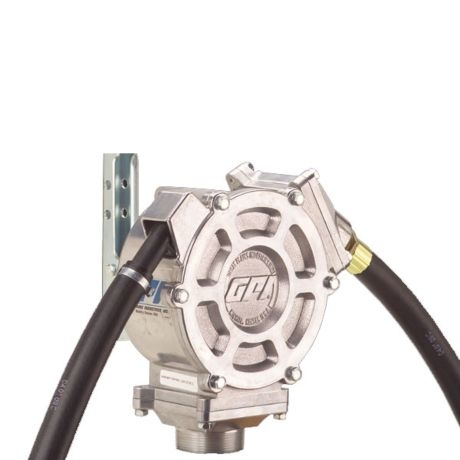 GPI Piston Hand Fuel Pump w/Hose & Nozzle 114000-5