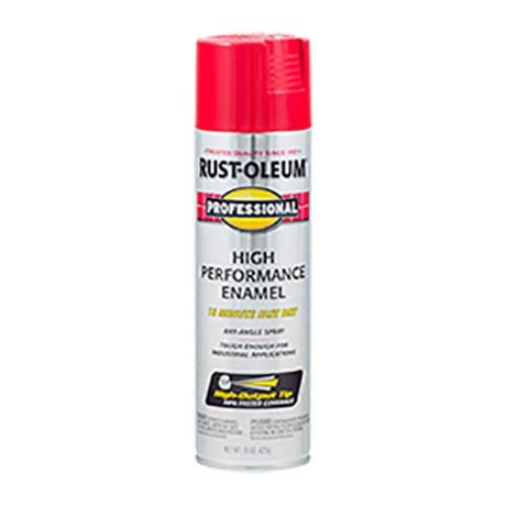 Rust-Oleum Professional High Performance Enamel Spray Paint 15oz