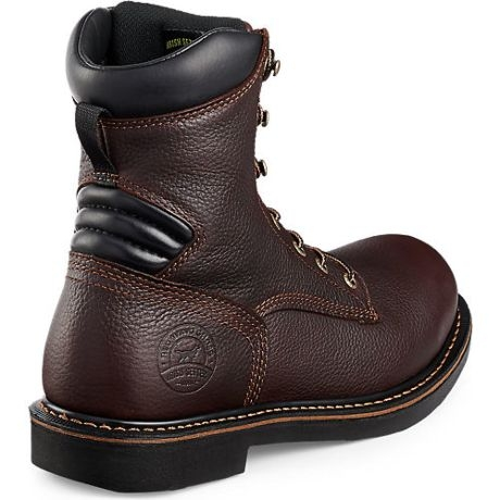 6bdb51cddc6 Irish Setter 8-inch Leather Safety Toe Work Boots
