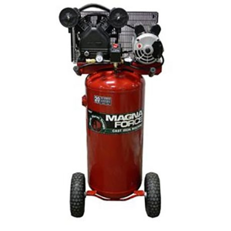 Magna Force 20 Gal Vertical Air Compressor Write Review