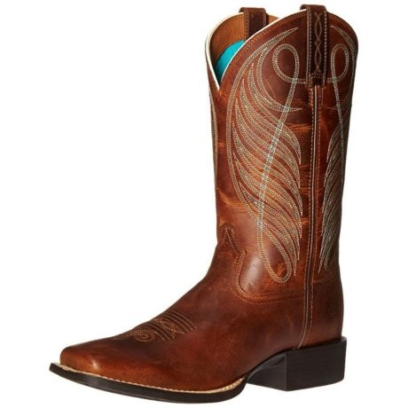 a9aade12b95 Ariat Womens Round Up Western Cowgirl Boots 10018528