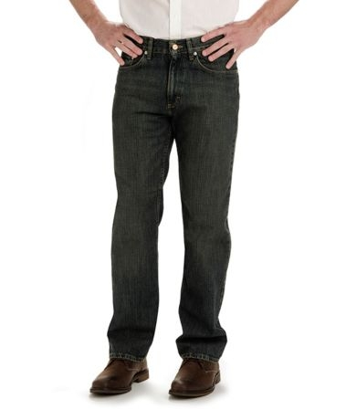 d44738d0 Home; Lee Mens Relaxed Fit Straight Leg Jeans. Front