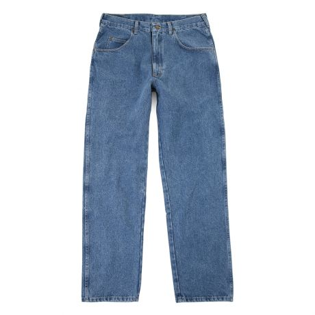 a21550e5 Home; Wrangler Blue Ridge 5 Pocket Relaxed Fit Jeans. Authentic Stonewash