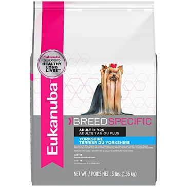 Eukanuba Breed Specific Diet: Yorkshire Terrier Dry Dog Food