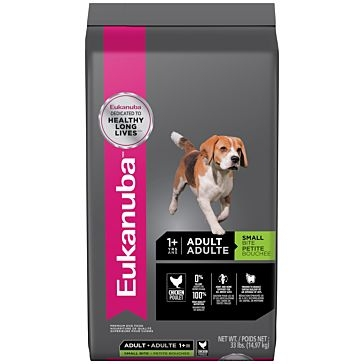 Eukanuba Adult Small Bites Dry Dog Food