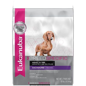 Eukanuba Breed Specific Diet: Dachshund Dry Dog Food