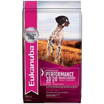 Eukanuba Premium Performance 30/20 Dry Dog Food 29lb.