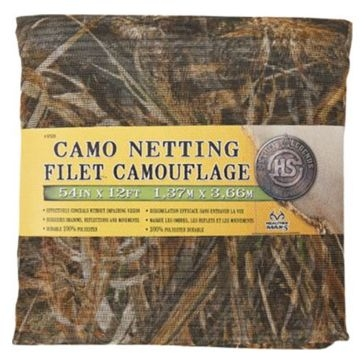 Nylon Camo Netting 07529
